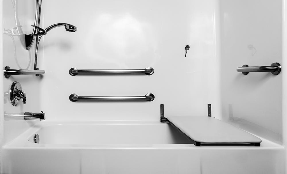 Disabled bathroom modifications